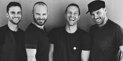 Coldplay discographie