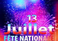 Fête Nationale à Monteux