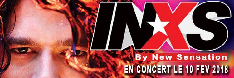 Concert INXS by New Sensation