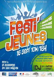 Festi' Jeunes 2017