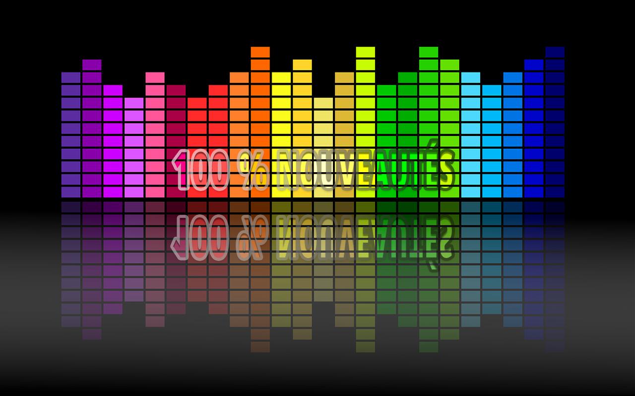 100% NOUVEAUTES MUSICALES