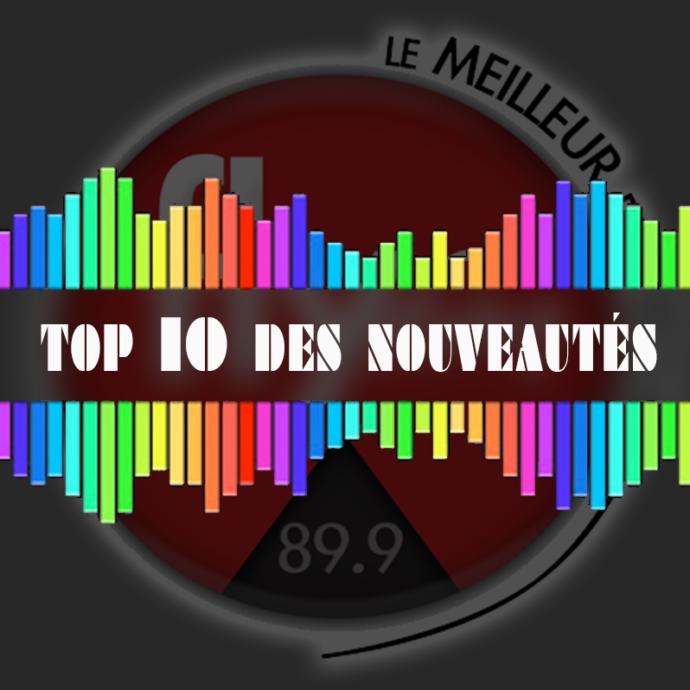 TOP 10 des Nouveautés