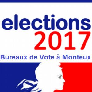 Election 2017 - Bureaux de vote à Monteux