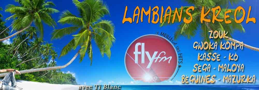 Lambians Kréol du 18/11/2018 destination Guyane et Haïti.