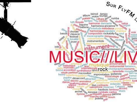 MUSIC LIVE DU 13-12-2017