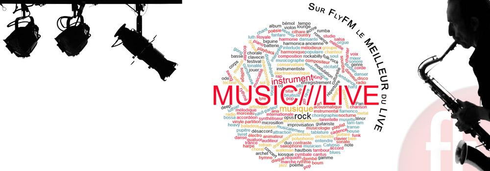 MUSIC LIVE DU 15-11-2017