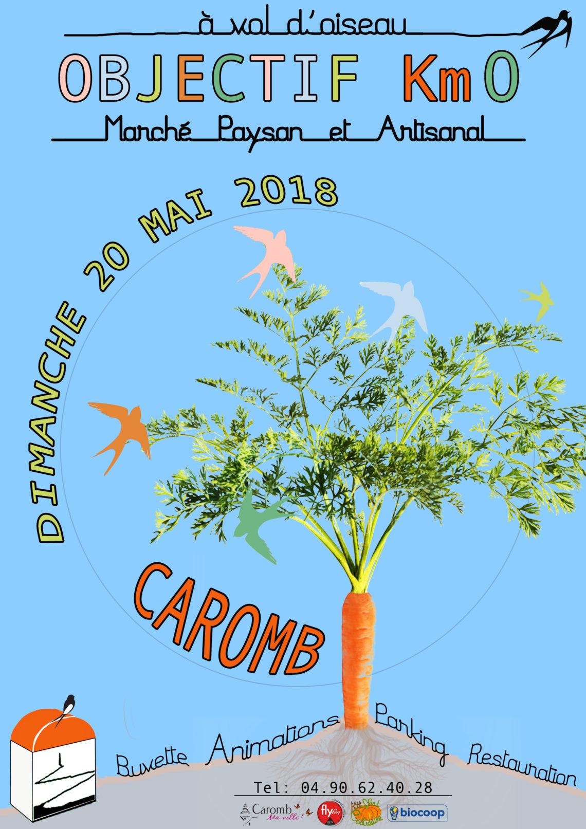 Caromb Objectif 0Km