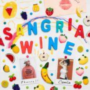 Pharrell Williams x Camila Cabello Sangria wine