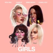 Rita Ora Girls (feat Cardi B, Bebe Rexha & Charli XCX)
