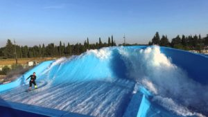 Wave Island - Monteux