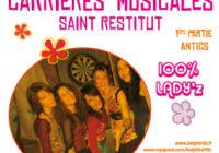 Concert Ladybird'z à Saint Restitut – Drôme Provençale