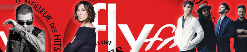 Bandeau FlyFM