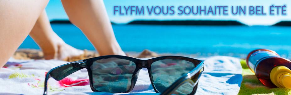 FlyFM vous souhaite un bel été