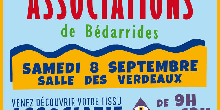 Fête des associations à Bédarrides