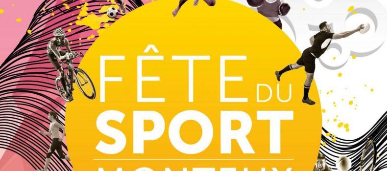 Fête du sport à Monteux avant la Foire d'Automne