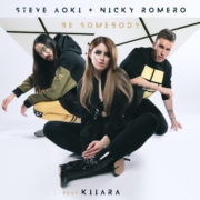 Steve Aoki & Nicky Romero Be Somebody