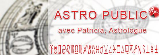 Astro Public' avec Patricia Astrologue sur FlyFM