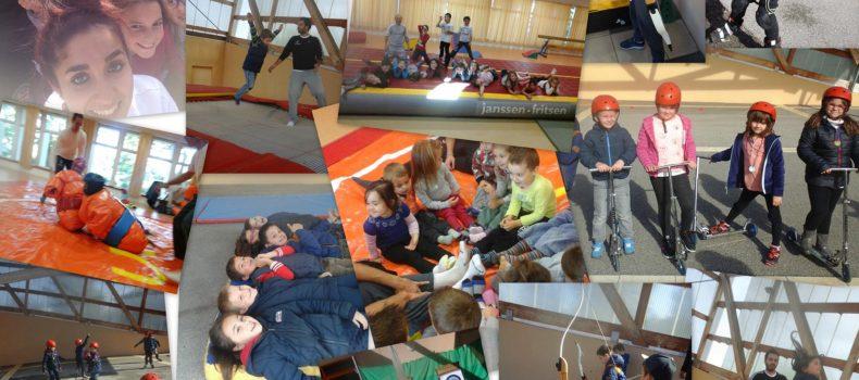 Vacances scolaire, des activités pour les enfants.