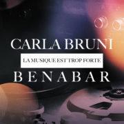 B+®nabar & Carla Bruni La musique est trop forte