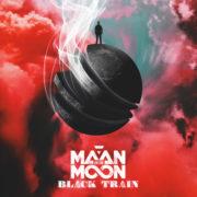 Maan On The Moon Black Train