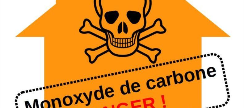 Attention aux intoxications au monoxyde de carbone