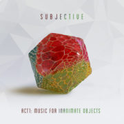 Subjective (Goldie & James Davidson) Rift Valley (Radio Edit)