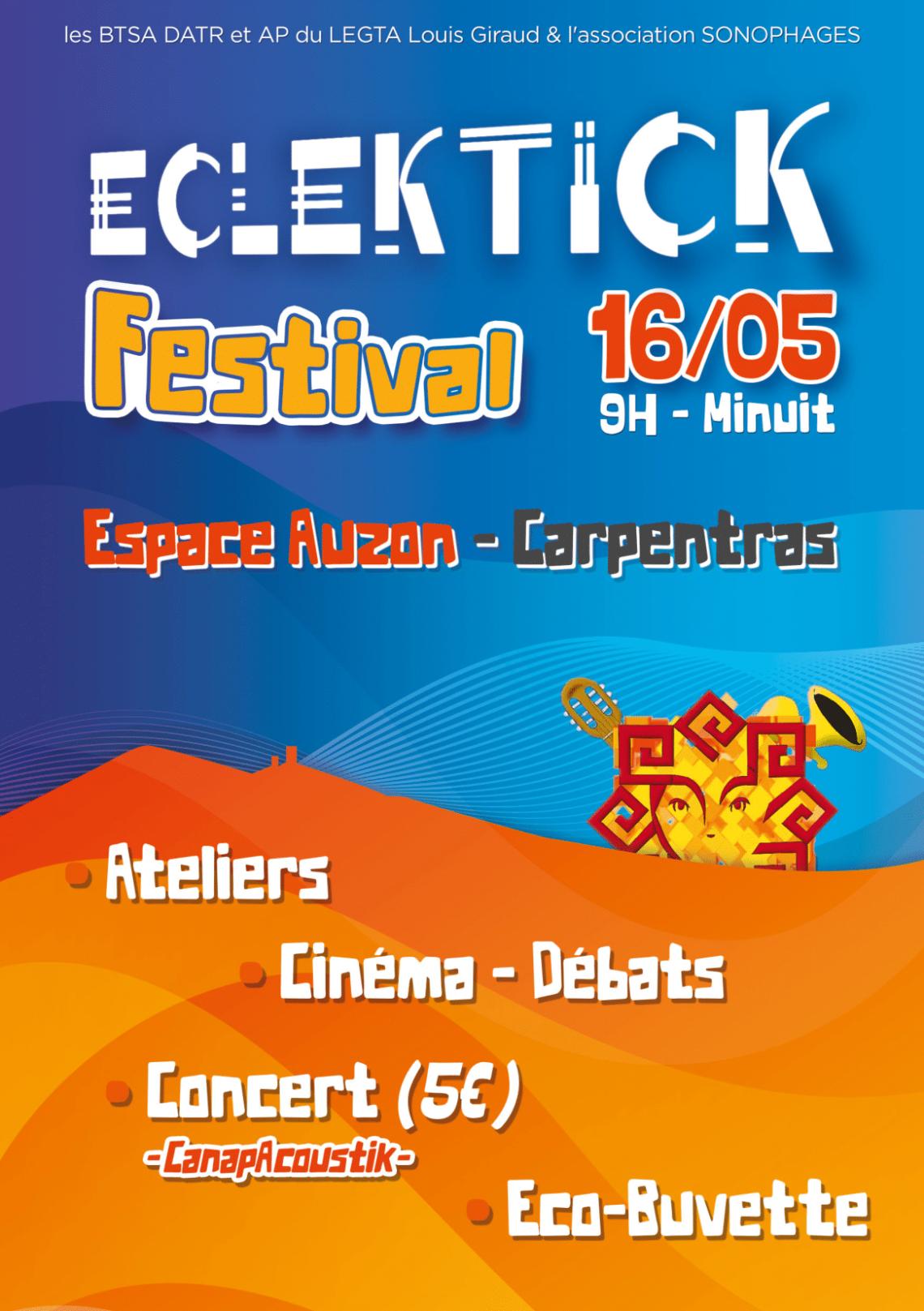 Eclektick Festival 2019
