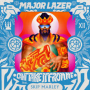 MAJOR LAZER Take It From Me ft. Skip Marley