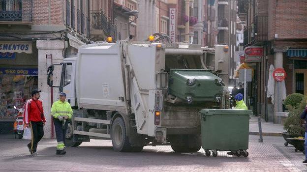 Ramassage des ordures