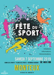 La Fete du sport à Monteux - 7 sept 2019