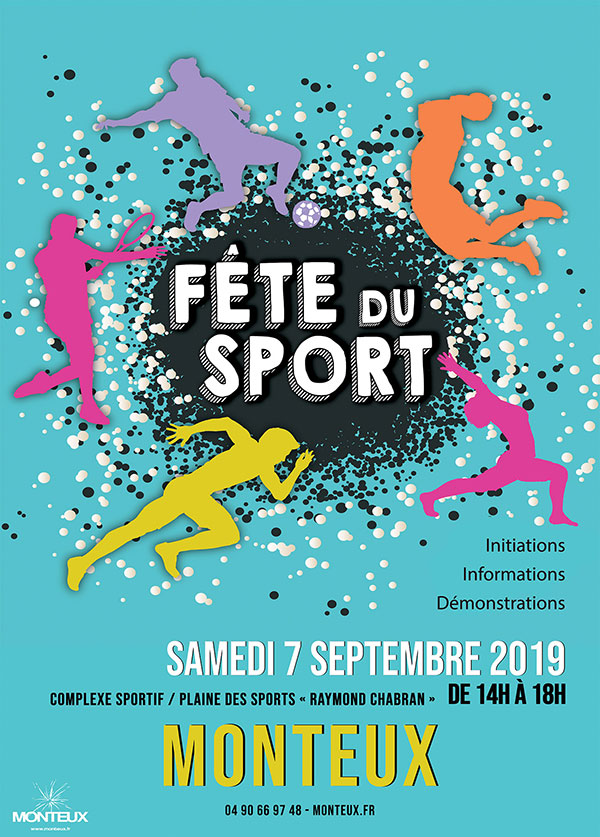 Fete du sport Monteux