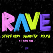 Steve Aoki, Showtek & MAKJ Rave (feat. Kris Kiss)