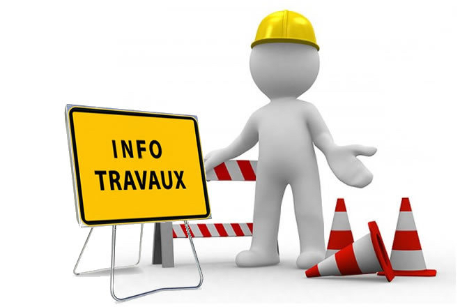 Info Travaux