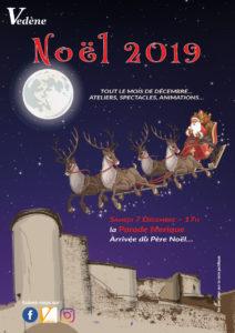 FlyFM Noel à Vedène