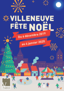 FlyFM Noel à Villeneuve Les Avignon
