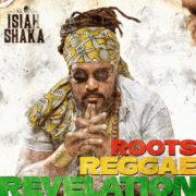 Isiah Shaka - Roots Reggae Revelation - Cover