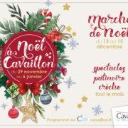 Marché de noël Cavaillon