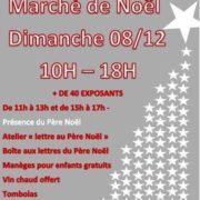 Marché de noël Vacqueyras 2019