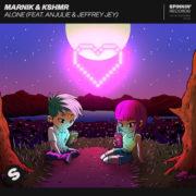 Marnik & KSHMR Alone (Feat. Anjulie & Jeffrey Jey)
