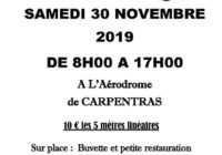 Vide Grenier – Aérodrome de Carpentras