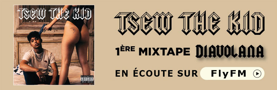 Tsew The Kid - Peur De Sombrer