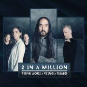 Steve Aoki x Sting x SHAED 2 In A Million