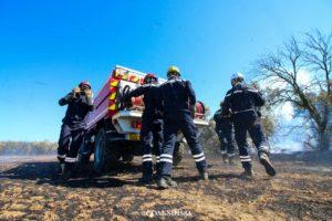 Sapeurs-Pompiers dans l'action