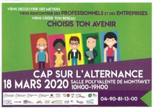 Forum de l'alternance - 18 mars 2020
