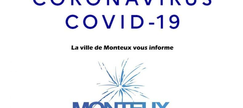 MONTEUX : Portage des repas à domicile