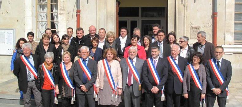 Le Maire de Monteux et son équipe municipale appellent à la solidarité.