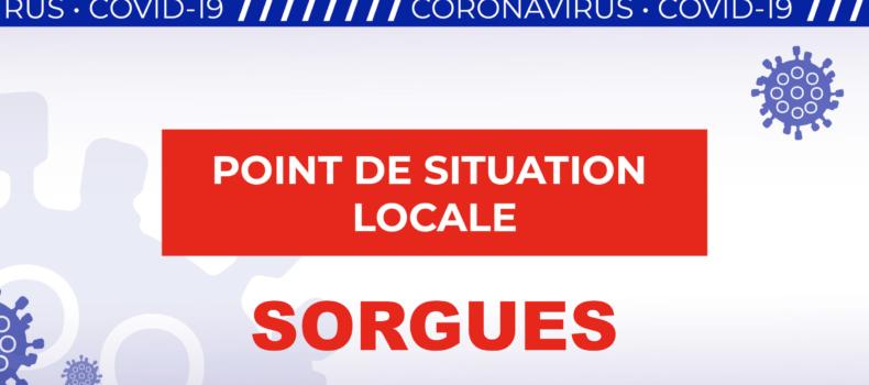 Distribution supplémentaire de masques à Sorgues