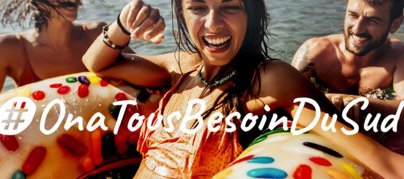 RELANCE TOURISTIQUE REGION SUD : #ONATOUSBESOINDUSUD !