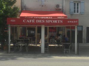 Café des Sports à Monteux