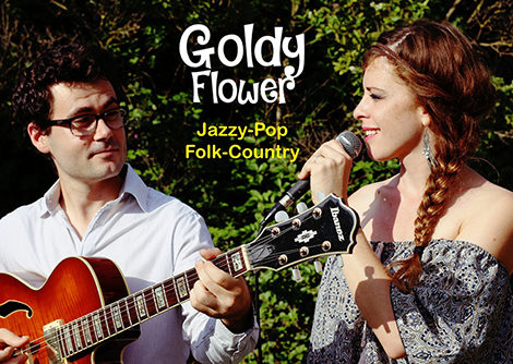 GOLDY FLOWER DUO